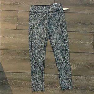 NWT Victoria Secret Total Knockout Workout Pants